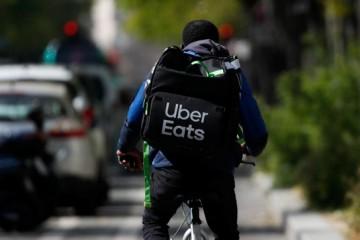 受疫情影响UberEats等公司在欧洲拓宽超市配送服务