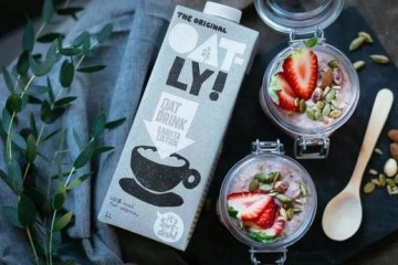 瑞典植物奶公司Oatly提交赴美IPO黑石前CEO舒尔茨奥普拉参投
