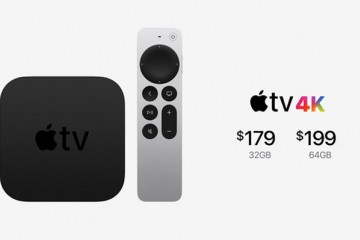 苹果推出新款AppleTV4K搭载A12芯片售价179美元起