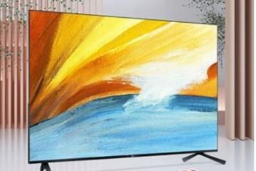 至美外观与全面屏设计加持夏普Q系列电视满足你的奢华享受