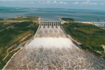水利部今年入汛以来调度水库拦蓄洪水709亿立方米